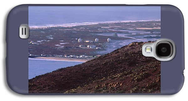 Point Mugu Naval Air Warfare Station Galaxy S4 Case