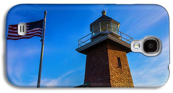 Point Pinos Lighthouse Galaxy S4 Case by Garry Gay