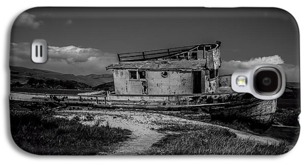 Point Reyes Black And White Galaxy S4 Case by Garry Gay