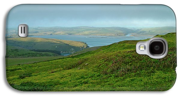 Point Reyes Overlooking Tomales Bay Galaxy S4 Case