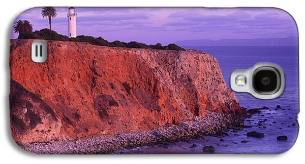 Point Vicente Lighthouse - Point Vicente - Orange County Galaxy S4 Case