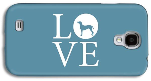 Pointer Love Galaxy S4 Case by Nancy Ingersoll