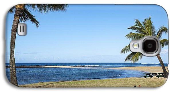 Poipu Beach Galaxy S4 Case