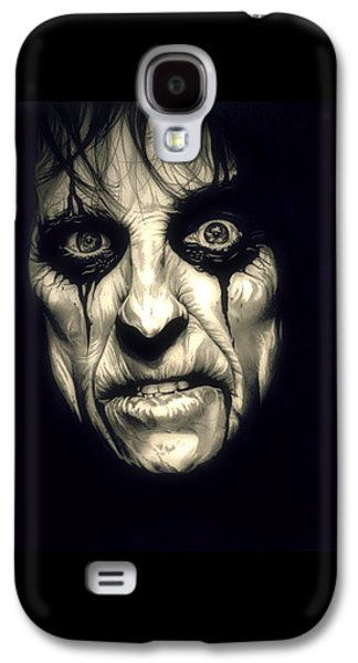 Poison Alice Cooper Galaxy S4 Case