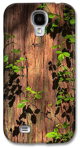 Poison-oak On Incense Cedar Galaxy S4 Case