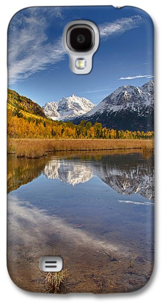 Polar Bear Reflect Galaxy S4 Case