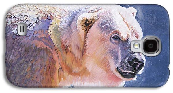 Polar Refractions Galaxy S4 Case