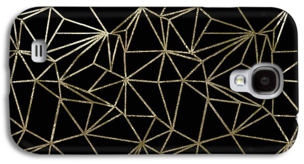 Constellations Galaxy S4 Case - Polly Universe   by Mindy Sommers