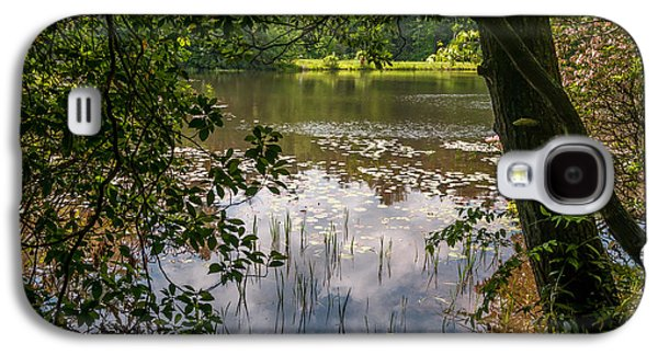 Pond In Spring Galaxy S4 Case