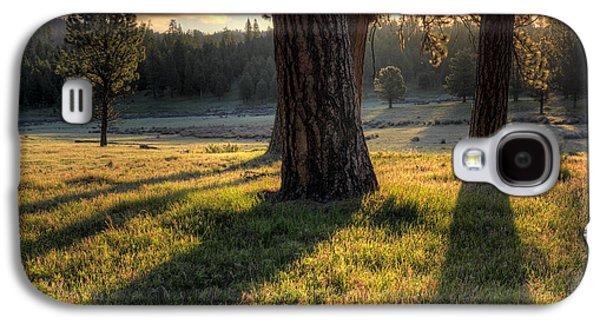 Ponderosa Pine Meadow Galaxy S4 Case