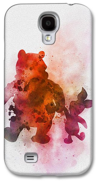 Pooh Bear Galaxy S4 Case