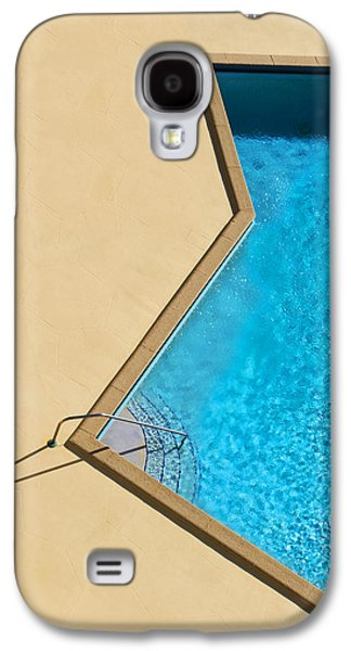 Pool Modern Galaxy S4 Case by Laura Fasulo