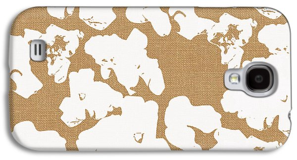 Popcorn- Art By Linda Woods Galaxy S4 Case by Linda Woods