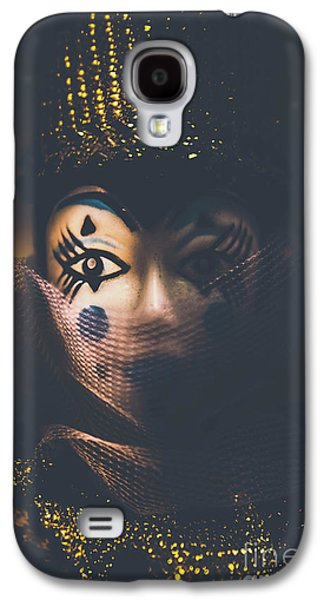 Porcelain Doll. Performing Arts Event Galaxy S4 Case by Jorgo Photography - Wall Art Gallery