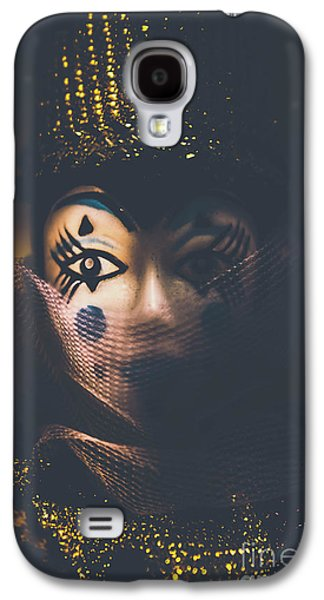 Porcelain Doll. Performing Arts Event Galaxy S4 Case