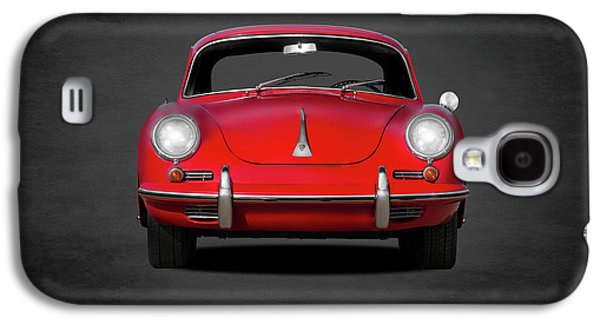 Galaxy S4 Case - Porsche 356 by Mark Rogan