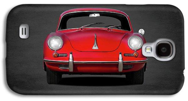 Car Galaxy S4 Case - Porsche 356 by Mark Rogan