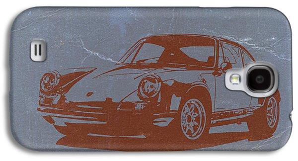 Porsche 911 Galaxy S4 Case