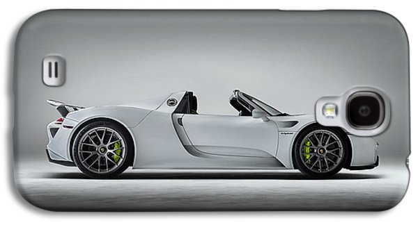 Porsche 918 Spyder Galaxy S4 Case by Douglas Pittman
