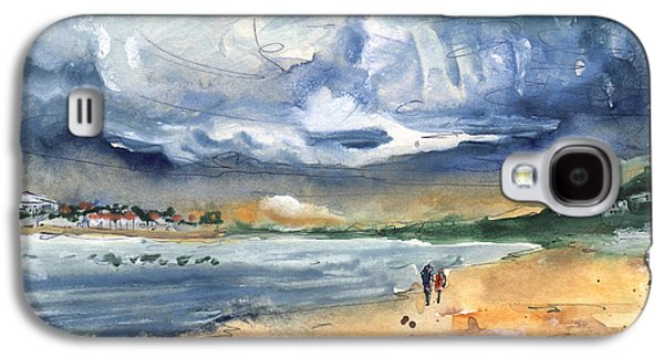 Port Alcudia Beach 03 Galaxy S4 Case