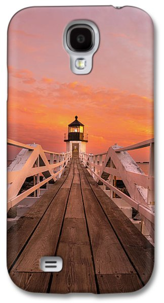 Port Clyde Maine - Marshall Point Galaxy S4 Case
