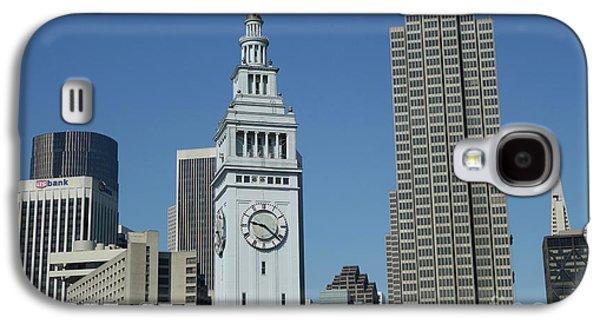 Port Of San Francisco Galaxy S4 Case