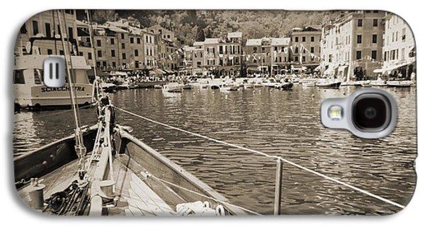 Portofino Italy From Solway Maid Galaxy S4 Case by Dustin K Ryan