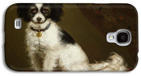Portrait Of A Spaniel Galaxy S4 Case