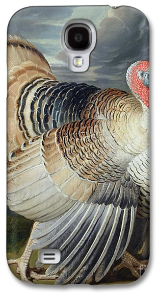 Portrait Of A Turkey  Galaxy S4 Case