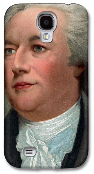 Portrait Of Alexander Hamilton Galaxy S4 Case by Unknown