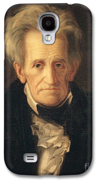 Portrait Of Andrew Jackson Galaxy S4 Case