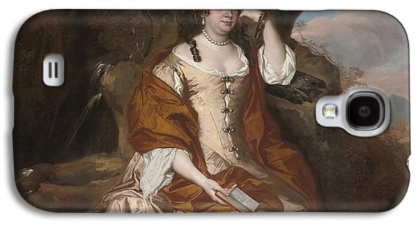 Portrait Of Anne Hyde Duchess Of York Galaxy S4 Case by Celestial Images