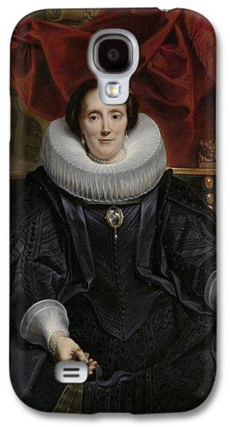 Portrait Of Catharina Behaghel Galaxy S4 Case