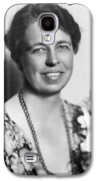 Portrait Of Eleanor Roosevelt Galaxy S4 Case by Underwood Archives