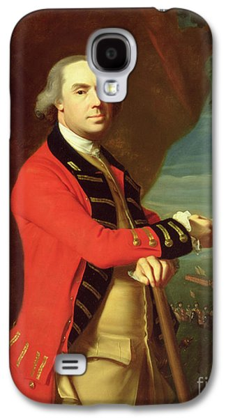 Portrait Of General Thomas Gage Galaxy S4 Case by John Singleton Copley