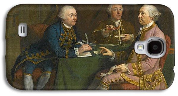 Portrait Of George Montagu Galaxy S4 Case by Douglas Hamilton