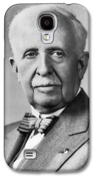 Portrait Of J.c. Penney Galaxy S4 Case