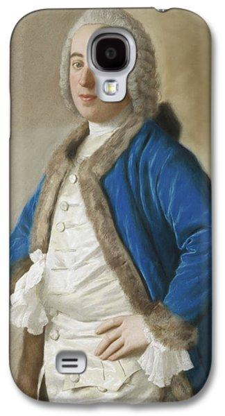 Portrait Of Joseph Bouer - Merchant Of Genoa Galaxy S4 Case