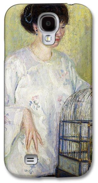 Portrait Of Madame Frieseke Galaxy S4 Case