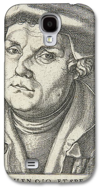 Portrait Of Martin Luther, 1530  Galaxy S4 Case by Italian School