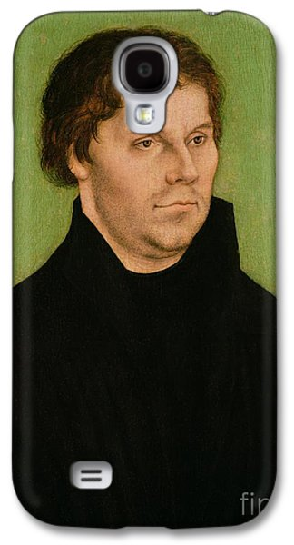 Portrait Of Martin Luther Galaxy S4 Case by Lucas Cranach the Elder