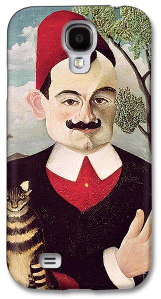 Portrait Of Pierre Loti Galaxy S4 Case by Henri Rousseau
