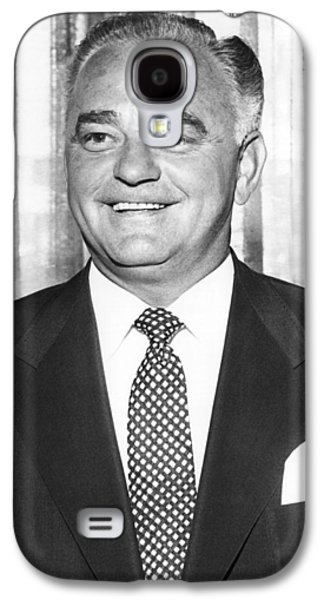 Portrait Of Wilbur Clark Galaxy S4 Case