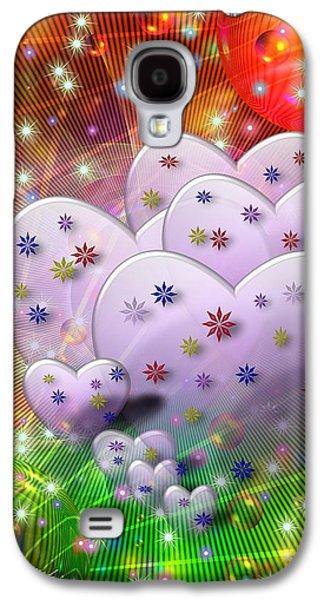 Porzellanblumen Galaxy S4 Case