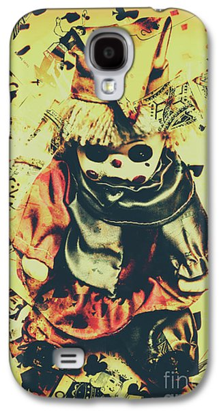 Possessed Vintage Horror Doll  Galaxy S4 Case by Jorgo Photography - Wall Art Gallery