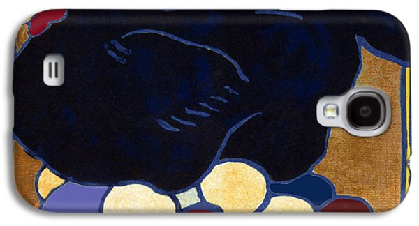 Poulets I Galaxy S4 Case by Mindy Sommers