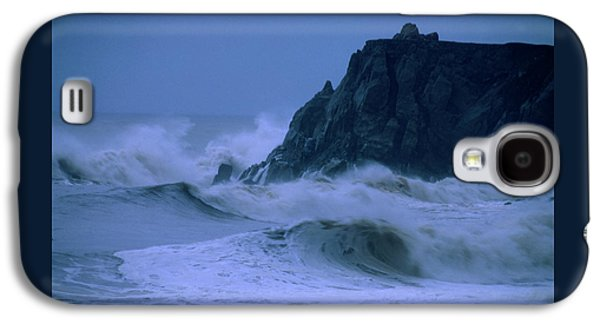Pounding Surf - Pacific Coast Highway Galaxy S4 Case