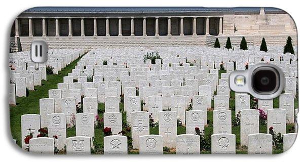 Pozieres British Cemetery Galaxy S4 Case
