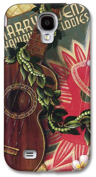 Practice My Uke Galaxy S4 Case by Sandra Blazel - Printscapes