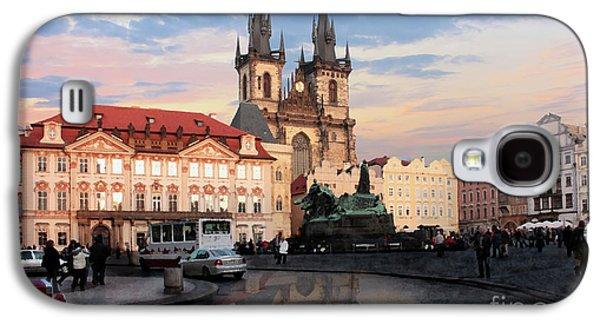 Prague After The Rain Galaxy S4 Case